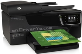 HP OfficeJet 6600 driver