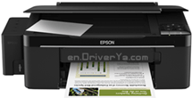 Epson L200 driver